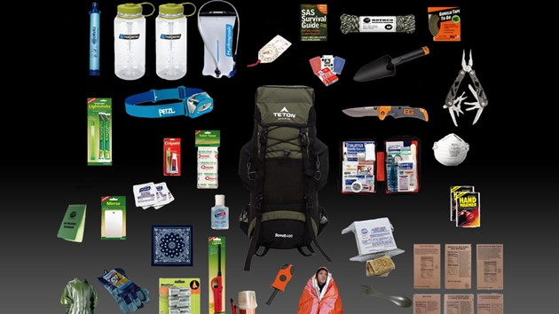Giveaway: OuttaGEAR 2.0 Bug Out Bag