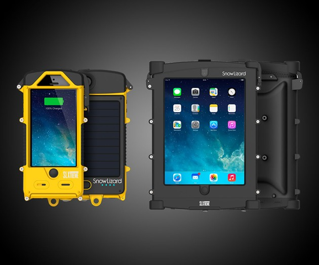 Giveaway: SnowLizard SLXtreme iPhone & iPad Cases