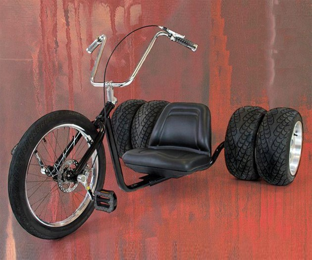 Giveaway: Urbantrike Adult Big Wheel