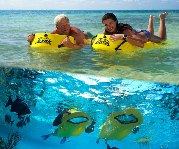 Giveaway: Zayak Sea Sled