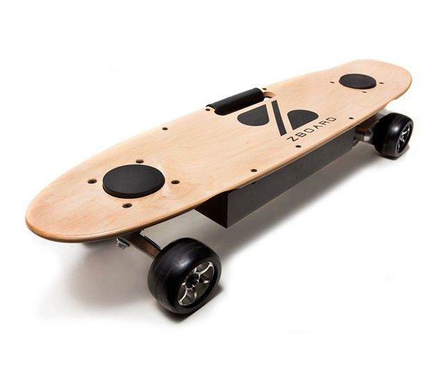 Giveaway: ZBoard Classic Weight-Sensing Skateboard