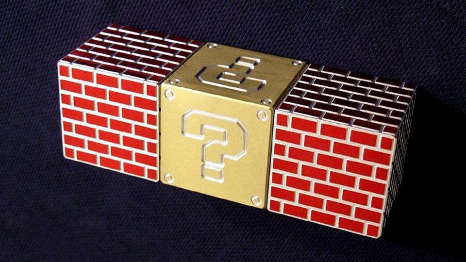 Super Mario Magic Billet Boxes