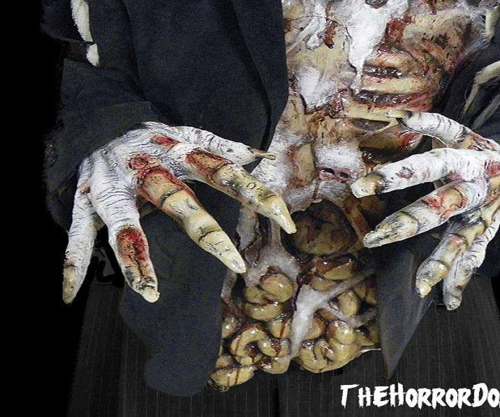 Giveaway: TheHorrorDome.com Halloween Costume - DudeIWantThat.com