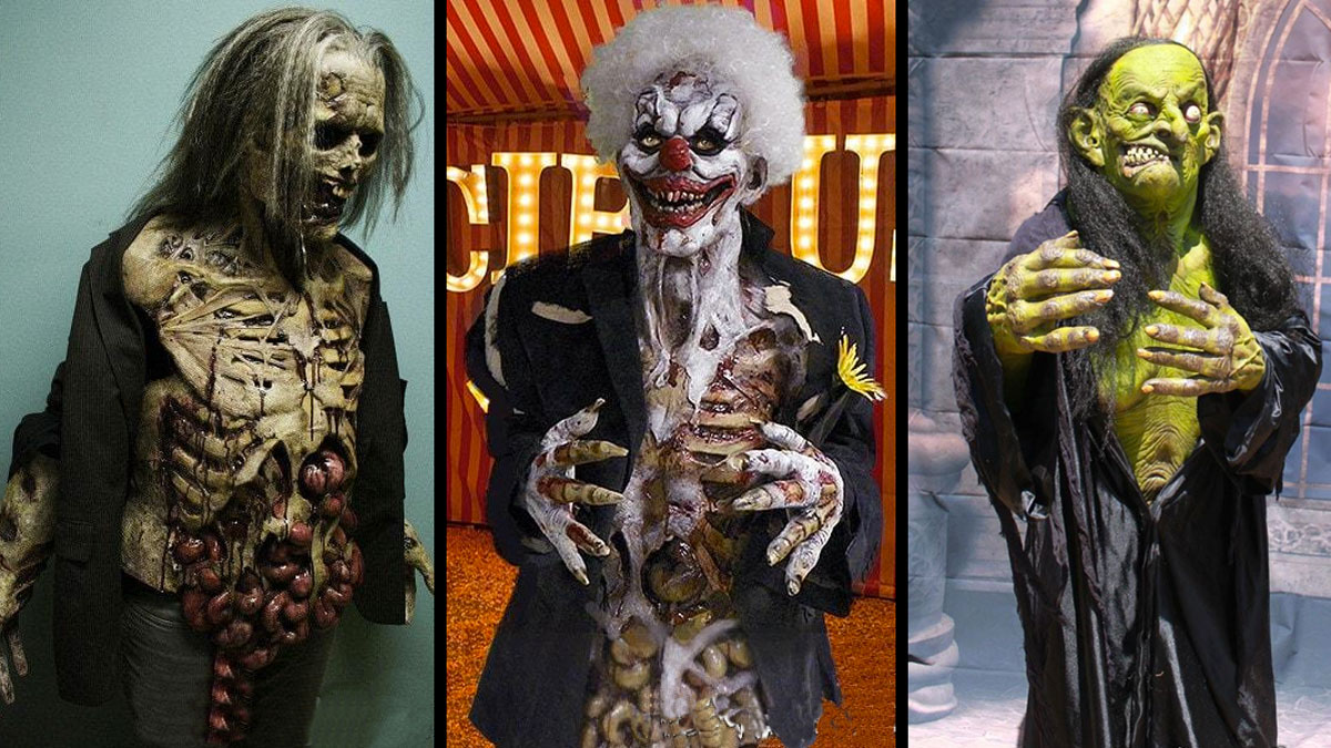 TheHorrorDome.com Scary Halloween Costume