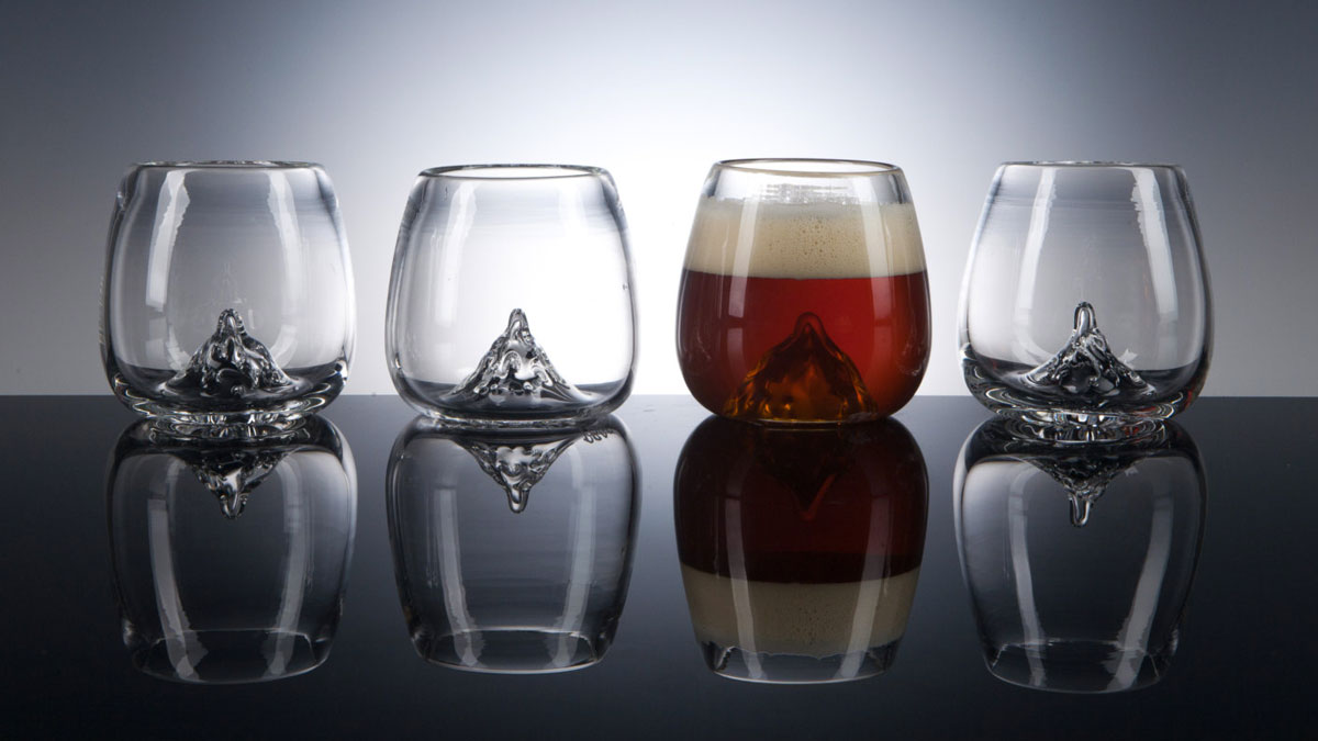 Aromatic Beer Glasses