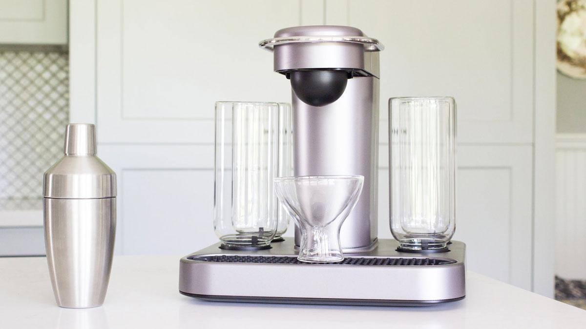bartesian capsule cocktail machine. Black Bedroom Furniture Sets. Home Design Ideas