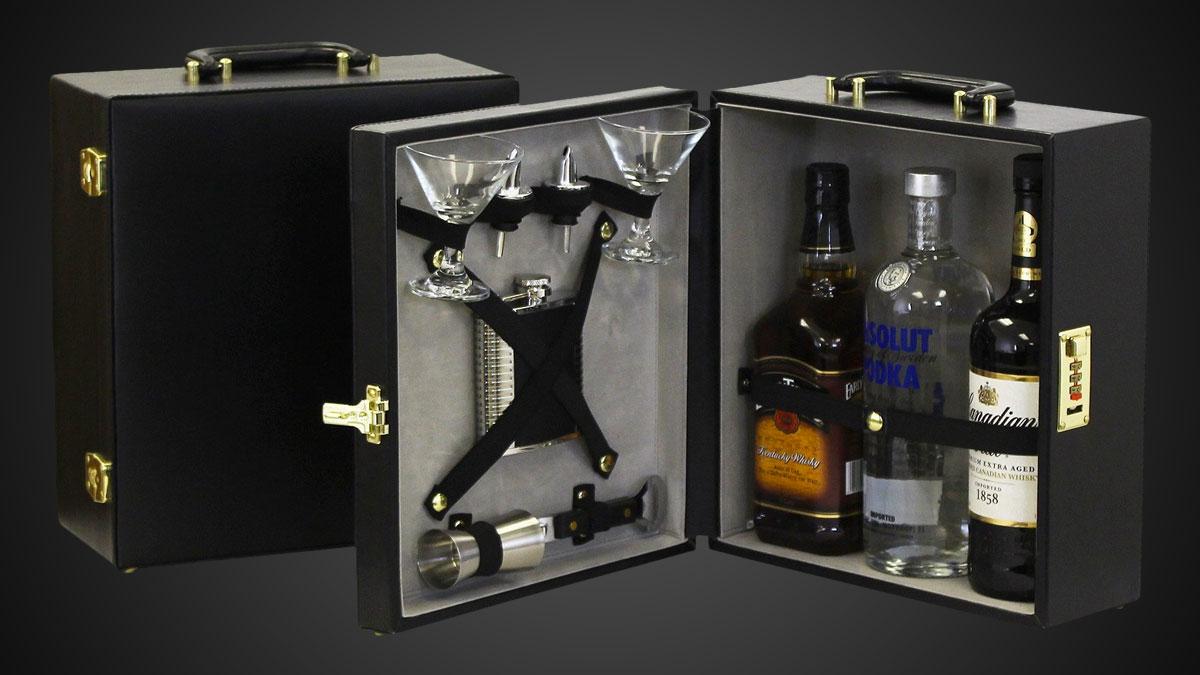 Portable Travel Bars