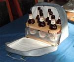 Bowling Bag Beer Carrier