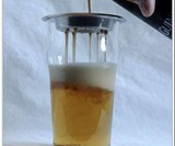 Black & Tan Beer Layering Tool