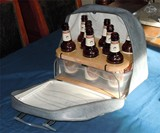 Bowling Bag Beer Carrier