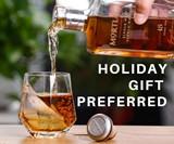 Half Ice Whiskey Glass