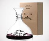 Iceberg Wine Decanter