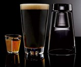 Magnetic Pint & Shot Glass Set