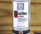 Mini Ketel One Bottle Shot Glasses