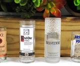 Mini Liquor Bottle Shot Glasses