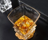 Rocks on the Outside Whiskey Glass Set