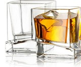 Square Scotch Glasses