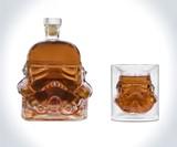 Stormtrooper Whiskey Decanter & Shot Glass