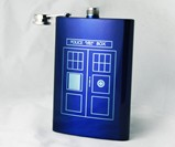 TARDIS Flask