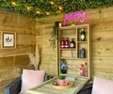The Little Lilly Garden Bar