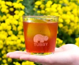 The Tubby Short & Wide Pint Glass