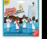 Water To Wine Jesus Drink Markers