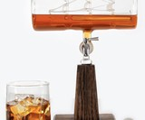 Whiskey Decanter & Dispenser