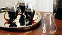 Port Sippers Wine Glasses