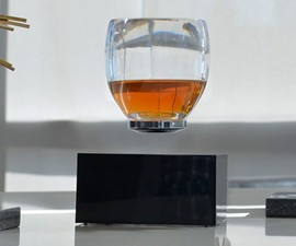 Levitating CUP Zero Gravity Drinkware