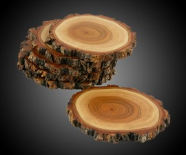 Queensland Ironbark Drink Coasters