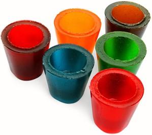 Gummi Shot Glasses