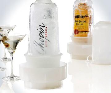 Ice Jacket Bottle Chiller