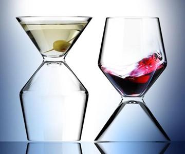 Vinotini Flip Glass