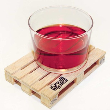 Wooden Palette Drink Coasters