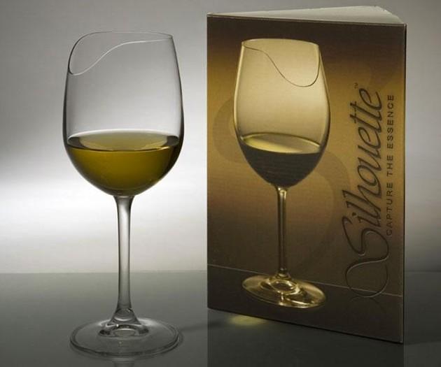 Silhouette Sense-Enhancing Wine Glass