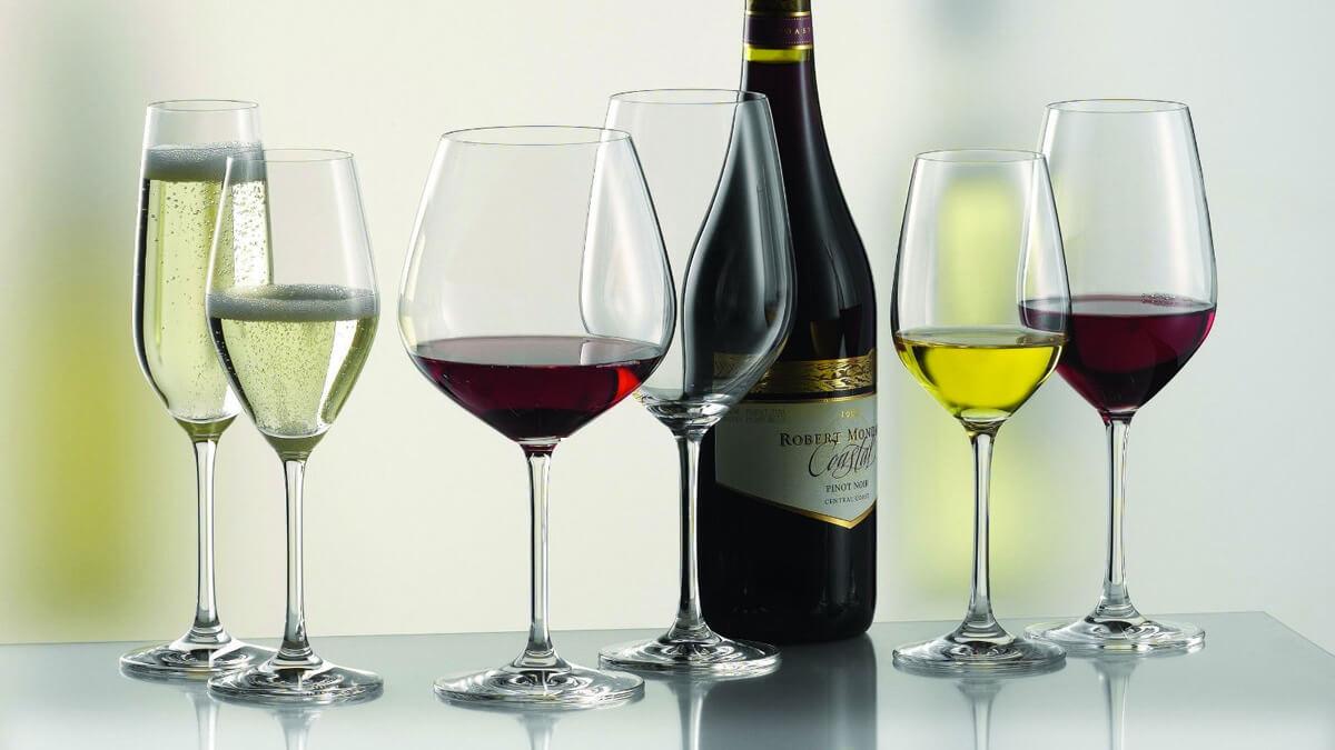 Schott Zwiesel Tritan Crystal Wine Glasses