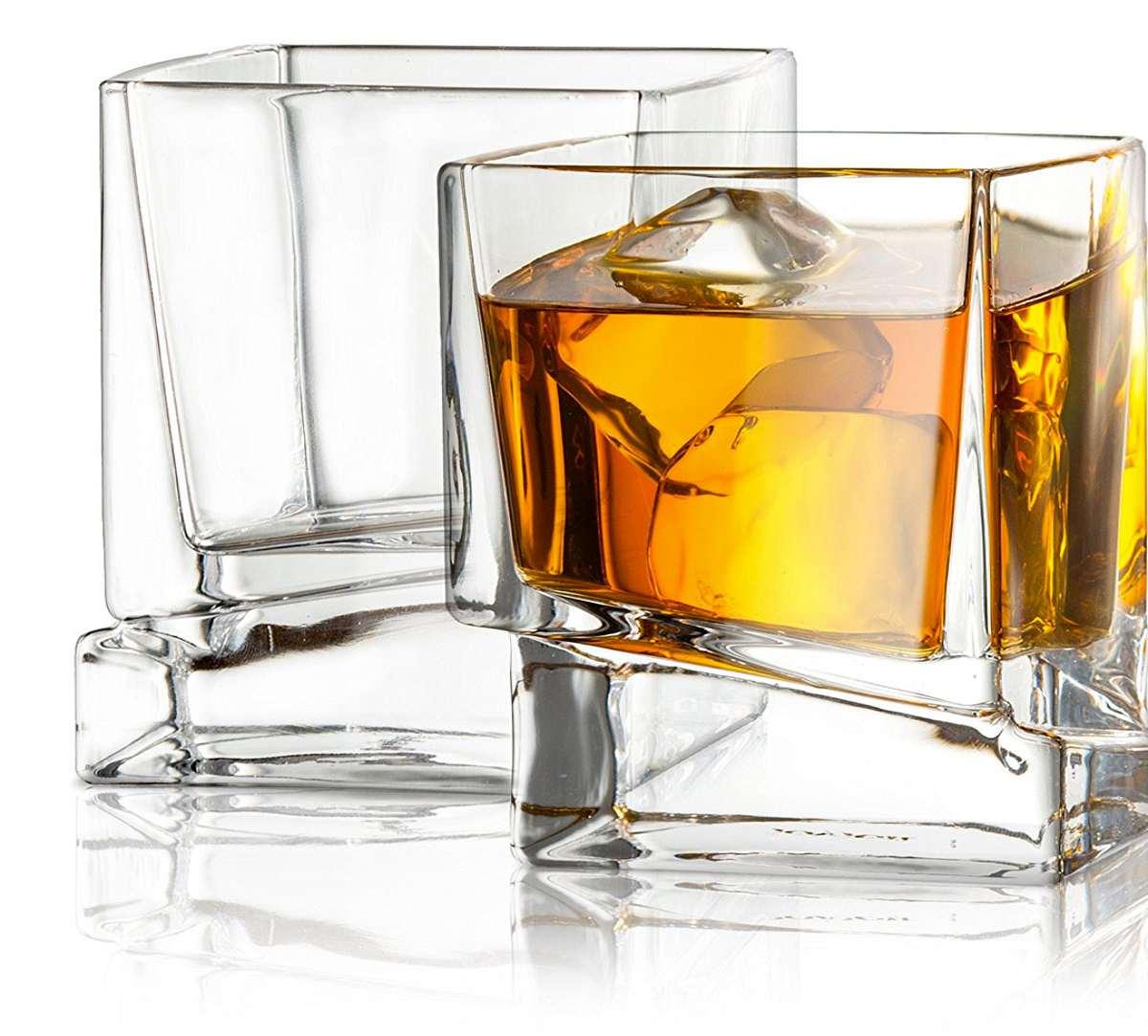 Bourbon Whiskey Glasses