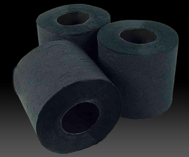 Black Toilet Paper Dudeiwantthat Com