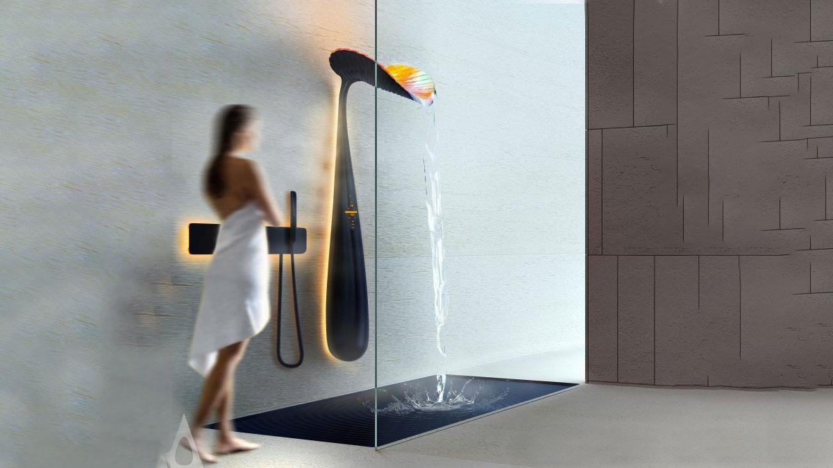 Ora Shower Panel