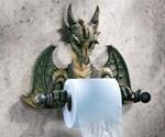 Dragon Style Toilet Paper Holder