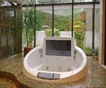 La Scala Jacuzzi with Entertainment System