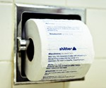 Shitter - Your Twitter Feed on Toilet Paper