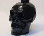 Skull Soap Dispenser