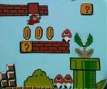 Super Mario Bros. Toilet Seat - Closeup