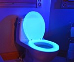 NightGlow Toilet Seat