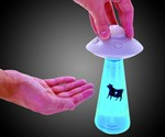 UFO Soap Dispensers