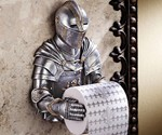 Valiant Knight Toilet Paper Holder