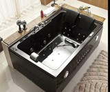 2-Person Black Jacuzzi