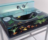 Fish Aquarium Sink