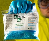 Bathing Bad Meth-Inspired Bath Salts